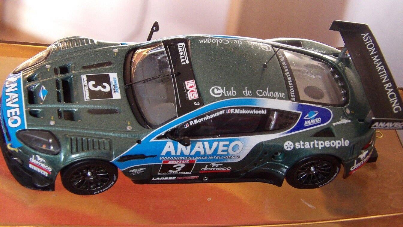 RARE---ASTON MARTIN DBR 9--  FFSA GT   2007--F.Makowiecki & P. Bornhauser