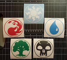 MTG - Magic - Mana Symbol Multipack - Vinyl Decals