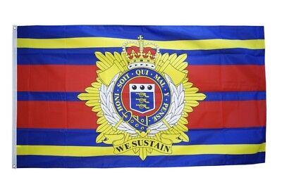 Fahne Großbritannien British Army Royal Artillery Flagge britische Armee Hissfla