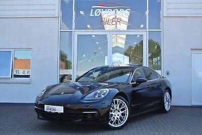 Annonce: Porsche Panamera 4S 4,0 D PDK - Pris 0 kr.