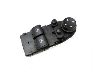 Fensterheberschalter Schalter Li Vo für BMW E92 3er Coupe 05-08 9125301-01