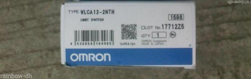 NEW IN BOX OMRON WLCA12-2NTH plcBeste