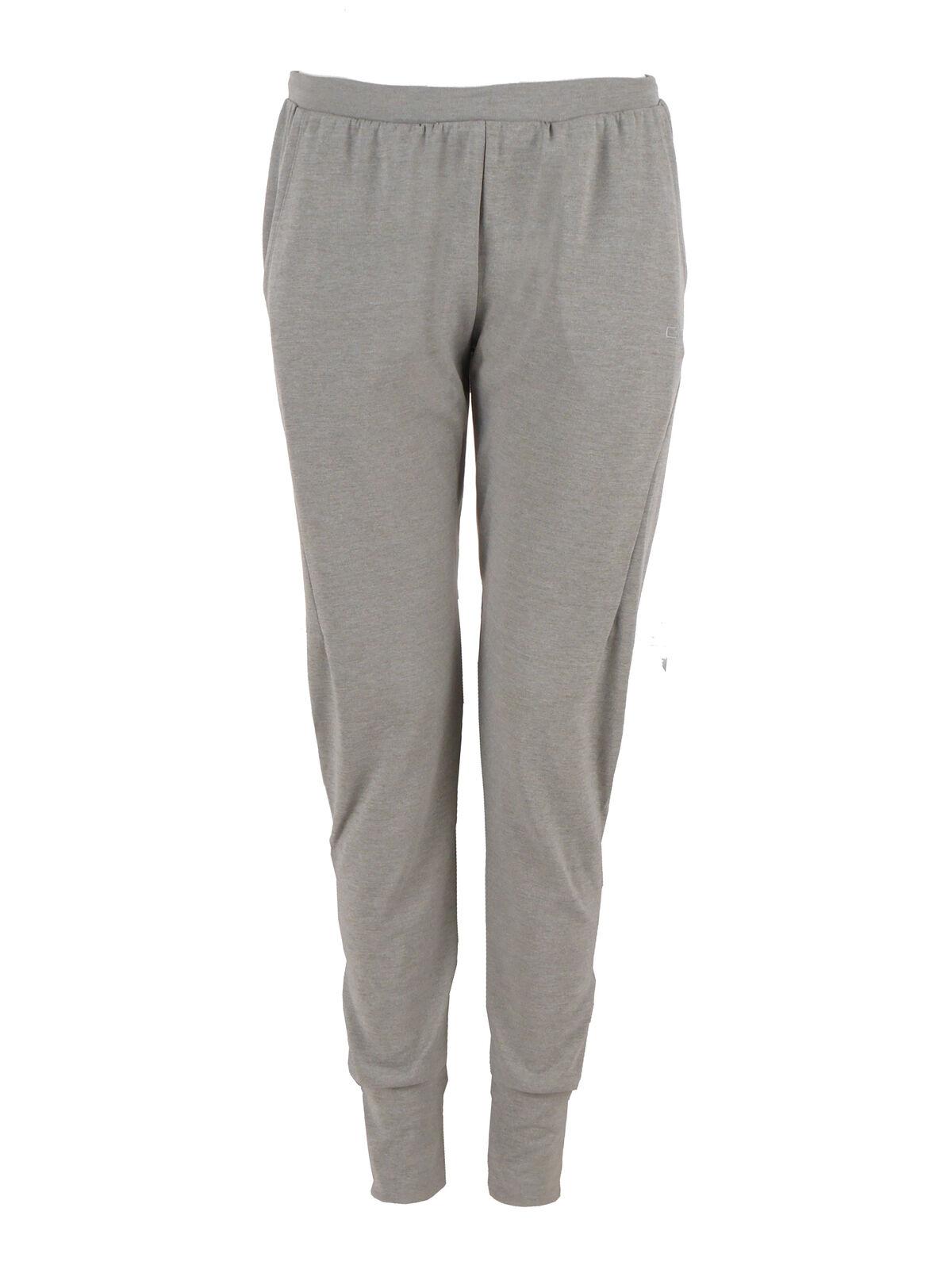 CMP Pantaloni in Pile women Long  Pantaloni grey Traspirante Elastico Leggero  limited edition