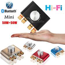 2017 Nobsound Mini Bluetooth Digital Amplifier Hi-Fi Stereo High-Power Amp 50W×2