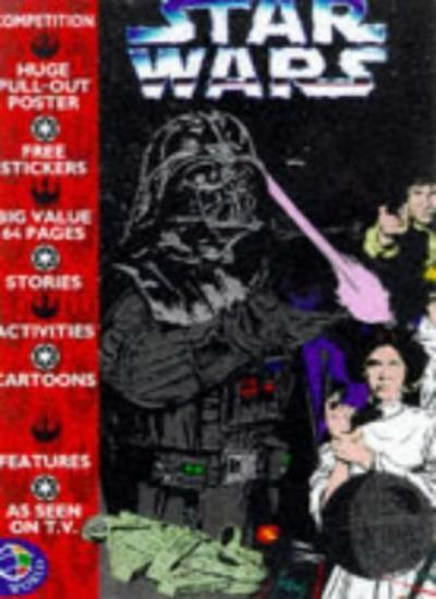 """Star Wars"" Annual 1998 By John Broadhead"""