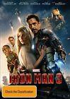 Iron Man 3 (DVD, 2013)