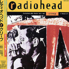 RADIOHEAD Creep w Blow Out REMIX + Yes  I Am JAPAN IMP CD NEW SEALED THOM YORKE