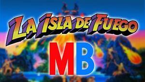 Multi-Anuncio Repuestos juego mesa LA ISLA DE FUEGO // Spares FIREBALL ISLAND MB