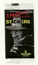A Nightmare on Elm Street Sticker Pack (Comic Images 1988)