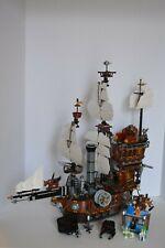 Lego The Lego Movie Metal Beard S Sea Cow 70810 For Sale Online Ebay