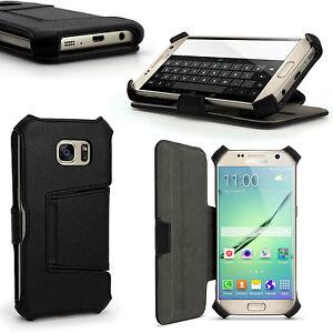 Cuir-PU-Etui-Housse-pour-Samsung-Galaxy-S7-SM-G930-Flip-Coque-Case-Cover-Film