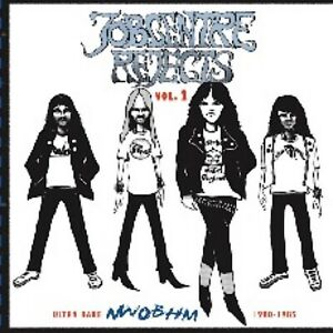 VARIOUS-JOBCENTRE-REJECTS-VOL-2-ULTRA-RARE-NWOBHM-80-85-ON-THE-DOLE-RECORDS-Cd