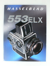 HASSELBLAD 553ELX BROCHURE