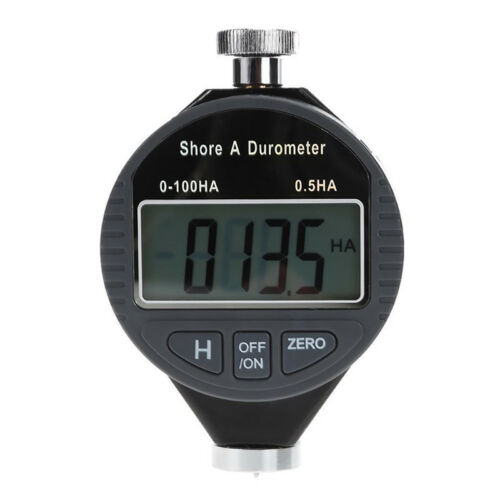 Digital Shore A Durometer Tire Tyre Rubber Hardness Tester LCD Display Shore GN