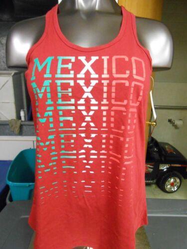 Womens Juniors Fifth Sun Mexico Shirt NWT L
