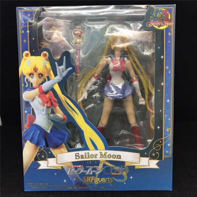 Anime Sailor Moon Usagi Tsukino 6/'/' PVC Figure Collectible Great