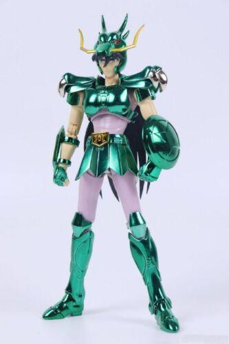 Métal Great Toys Saint Seiya Myth Cloth EX Dragon Shiryu V1 Action Figure 18cm