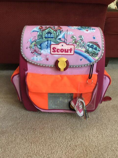 SCOUT Backpack HEAVY DUTY Kids School Book bag Der echte