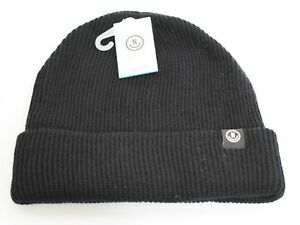 736c2c5b00ce2 Image is loading Unisex-Mens-Neff-Black-Serge-Beanie-Winter-Knit-