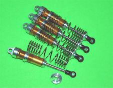 Aluminum Threaded Damper Shocks for HPI Mini Savage XS Flux !! Gol