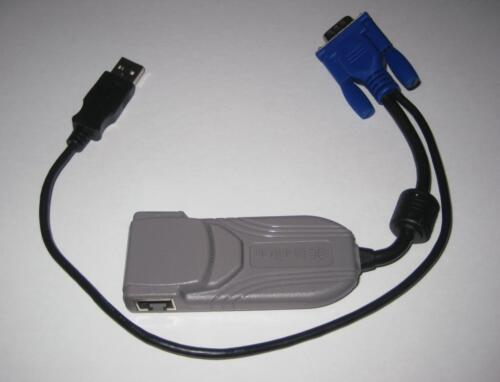 P2ZCIM-USB Raritan Paragon II KVM Switch Daisy Chain USB Module cable CIM