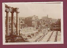 PHOTO - 160513 - ITALIE ROME - ruines antiques