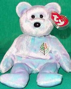 bd527dad324 LONDON ISSY TY Beanie Baby Four Seasons TEDDY BEAR MWMT Retired
