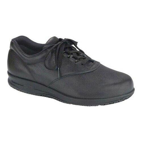 SAS Women/'s Shoes Liberty Slip-Resistant Black 8.5 WW FREE SHIPPING New In Box