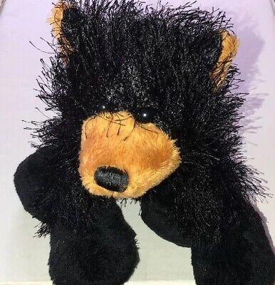 Webkinz Cares Lil Kinz Black Bear Ganz