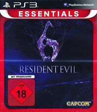 Ps3 Resident Evil 6 (Uncut) Gioco Per Sony PlayStation 3 Merce Nuova
