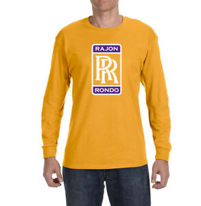 watch 14dcf d30f5 Details about Los Angeles Lakers Rajon Rondo RR Logo Long sleeve shirt