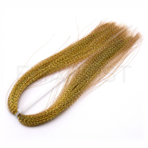 Hareline Fly Tying Lure Making Crystal Flash Pearl Material NEW! KRYSTAL FLASH