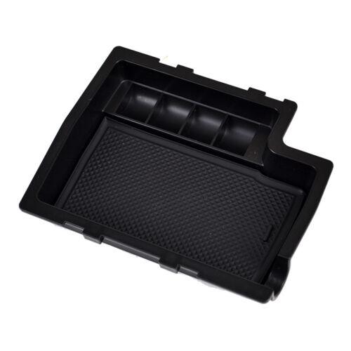 Fit For Subaru Xv Crosstrek 2012-16 Armrest Storage Box Center Console Bin Tray