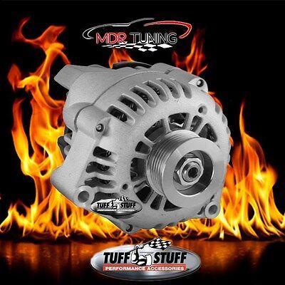 TUFF-STUFF As Cast Heavy Duty Alternator GM LS-Series LS1 LS6 P/N 8242