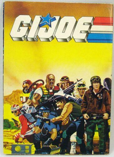 Catalogue dépliant Hasbro France 1988 G.I.Joe