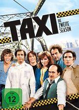 TAXI - SEASON 2  4 DVD NEU DANNY DEVITO/JUDD HIRSCH/TONY DANZA/+