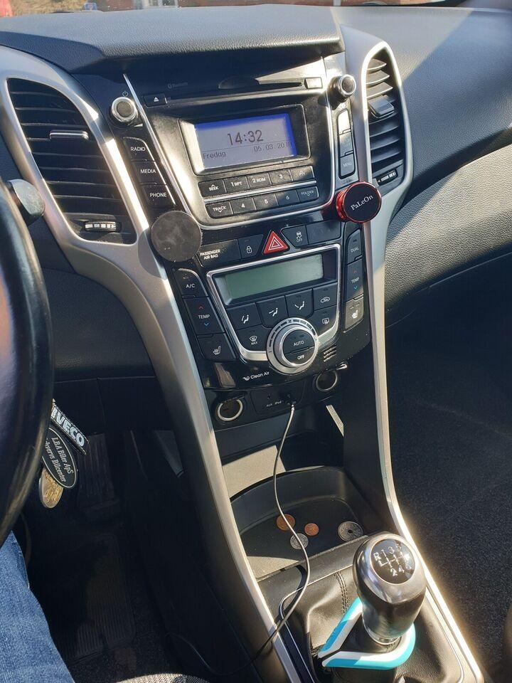 Hyundai i30, 1,6 CRDi 110 Style Eco, Diesel