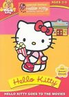 Hello Kitty Goes to The Movies 0027616883520 With Noam Zylberman DVD Region 1