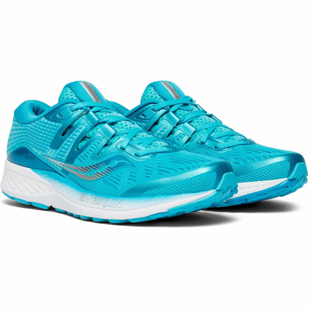 Saucony Ride ISO Lady zapatillas   s10444-36   azul con everun topsole