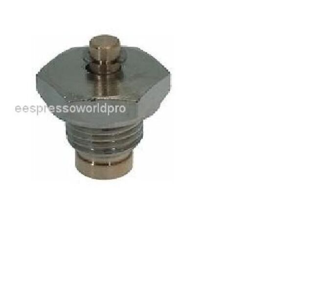 "Espresso coffee machine boiler anti vacuum  VALVE ø 1/4""M"