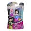 """Disney PRINCESS Little KinGdom Snap-in 3/"""" poupées Mulan Pocahontas Aurora Belle"""