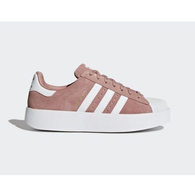 cheap for discount 44064 e60cd Sneakers CQ2827 Zapatillas Adidas Superstar Bold Rosa Mujer