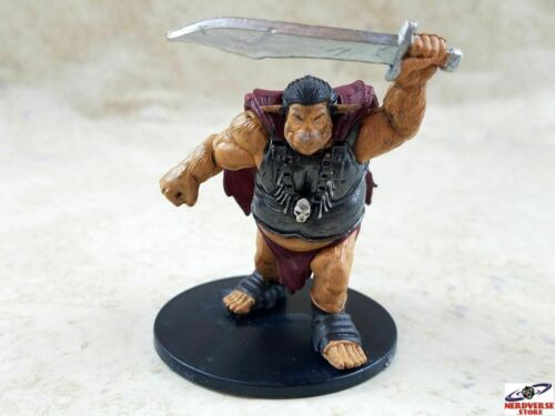 Bugbear Flesh Glutton #29 Pathfinder The Rusty Dragon Inn D/&D Miniatures