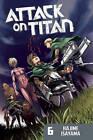 Attack on Titan 6 by Hajime Isayama (Paperback, 2013)