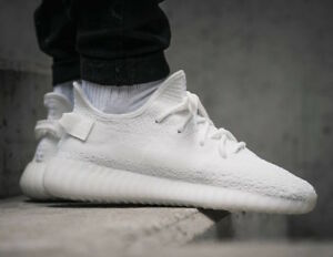 c478cc1d756 Adidas Yeezy Boost 350 V2 Triple White Cream CP9366 UK 3 4 5 6 7 8 9 ...