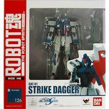Bandai Gundam Seed The Robot Spirits Action Figure Series - Strike Dagger