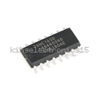 3Pcs SN74HC165D 74HC165 74HC165D Ti 8-Bit-Schieberegister 16-Soic ok