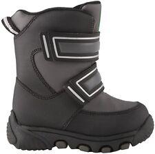 NEW Cougar Boots Black Boys Kids Children Waterproof Warm Winter Tkmaxx Size 11K
