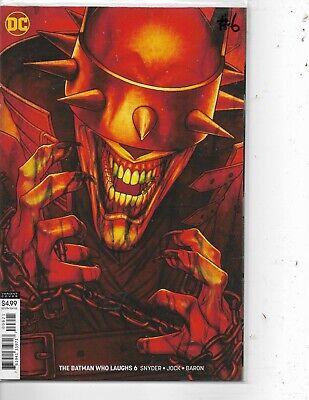 BATMAN URBAN LEGENDS #1 FINCH BATMAN RED HOOD VARIANT DC GEMINI 3//10//21 NM