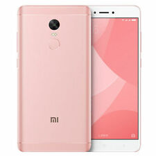 New Xioami Redmi Note 4X Duos/64GB/4GB/4G/Android 6/MIUI 8.0/DecaCore/Rose Gold
